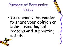 organization clarity ppt 81 purpose of persuasive essay