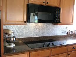 lowes metal backsplash tiles kitchen awesome metal ...