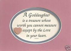 Goddaughter Quotes Fascinating Sayings About Godchildren I Love My Goddaughter Quotes
