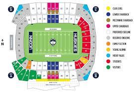 Husky Football Stadium Seating Chart Seating Rentschler Field