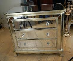 mirrored chest drawer art mirrored chest of drawers dressers commode cabinet design astonishing mirrored chest of