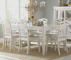 white dining room sets for solid wood dining table and chairs white washed dining
