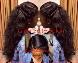 Sew In Braid Pattern Classy Partial Sew In Hairstyles 48 Braid Pattern For Partial Sew In