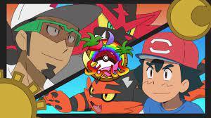 Ash vs. Professor Kukui   Pokémon the Series: Sun & Moon—Ultra Legends