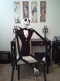 Jack Skellington Decorations Halloween Diy Nightmare Before Christmas Halloween Props Life Size Diy Jack