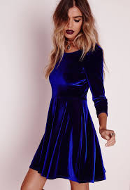 We can\u0027t wait to get our hands on this show stopping velvet skater ...