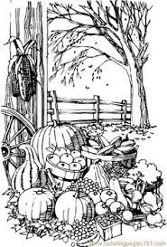 Small Picture Pumpkins Sign of Pumpkins Garden Coloring Page Patterns for
