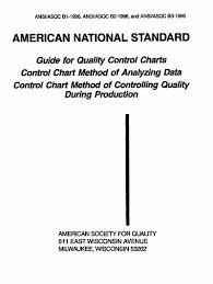 Ansi Asqc B1 B3 1996 Guide For Quality Control Charts
