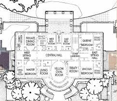Whitehouse Floor PlanThe floor plan of the white