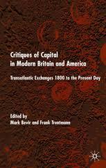 Critiques of Capital in Modern Britain and America - Transatlantic ...
