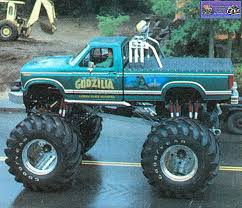 Lets see those lifted trucks [Archive] - ATV Riders Forum