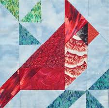 cardinal quilt block - Google Search | Bird pattern | Pinterest ... & cardinal quilt block - Google Search Adamdwight.com