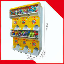 Bouncy Ball Vending Machine Unique JGV48 Glass Marblebouncy Balltoy BallPromotional Products