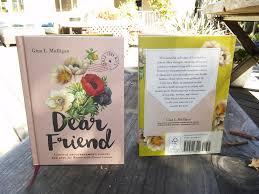 Gina L Mulligans t book DEAR FRIEND