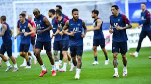 تشكيلة باريس سان جيرمان لمواجهة لايبزيج في نصف نهائي دوري أبطال أوروبا -  التيار الاخضر