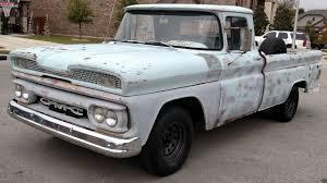 1961 GMC Pickup 1000 Series Long Bed C10 Farm Field Finds ...