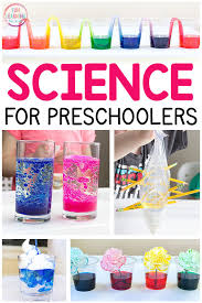 Create an account to track progress and measure results. 30 Science Activities For Preschoolers That Are Totally Awesome