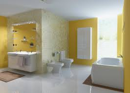 Yellow Bathroom Yellow Bathroom Color Ideas Golfooinfo