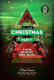 Free Christmas Flyer Templates Download Christmas Club Flyer Template Free