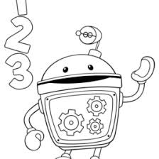 Small Picture Geo Umizoomi Coloring Page Kids Drawing And Coloring Pages