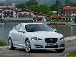 Jaguar Xf 2014 White  F