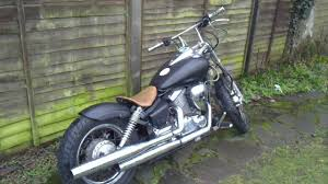 xvs 125 bobber chopper for sale youtube