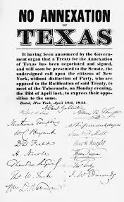 "「The Republic of Texas is no more""-President Anson Jones,」の画像検索結果"
