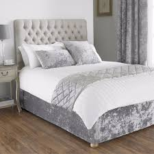 bedroom inspiration Sumptuous Bedroom Inspiration in Shades of Silver  silver bedroom design ideas bedroom inspiration interior