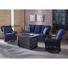hanover orleans 4 piece woven lounge