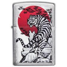 Отзывы о Зажигалка Zippo 200 Asian Tiger Design ... - ROZETKA