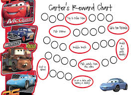 Free Printable Cars Potty Training Chart 14 Best Photos Of Free Printable Cars Reward Chart
