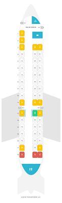 Er4 Embraer Erj 145 Seating Chart Seat Map Embraer Erj 145 Er4 American Airlines Find The