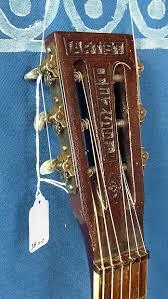 Arthur Hensel ARTIST 1940 | Lehmann Stringed Instruments | Reverb