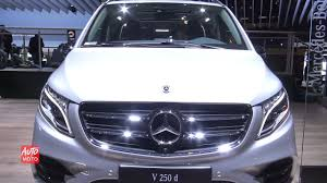 Nile fm wake up call. 2019 Mercedes V250d Family Edition One Exterior And Interior Walk Around 2018 Paris Youtube