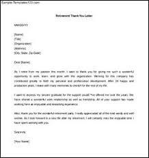 Retirement Resignation Letter Example | Retirement | Pinterest ...
