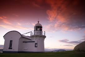 Crowdy Head Light Crowdy Head Lighthouse Nsw Lighthouse Lighthouse