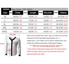 Mens And Womens Shirt Size Chart Us 34 99 3d T Shirt Men Women Long Sleeve Hip Hop Mens Baseball Jersey T Shirt Casual Slim Fit Cardigan Tops Tee Shirt Homme In T Shirts From Mens