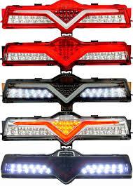 Scion Frs Led Lights Valenti Led Rear Bumper Light For 2012 2017 Scion Fr S Subaru Brz Zn6 Zc6