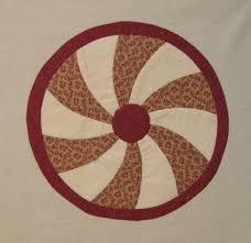 Spinning Wheel – Hearts and Hands & Wheel Quilt Block Adamdwight.com