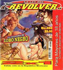 Historietas Perversas La Ley Del Revolver No. 521 histoires.