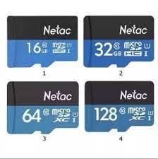 THẺ NHỚ MICRO SD NETAC 32GB - 64GB - 128GB PHIÊN BẢN QUỐC TẾ