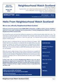 Fillable Online Aosnw Newsletter Template Winter 2012