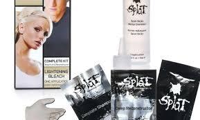 Splat Bleach Timing Chart Splat Lightening Bleach Directions Funnyvines Co