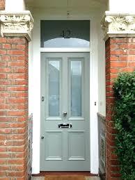 front door panel glass