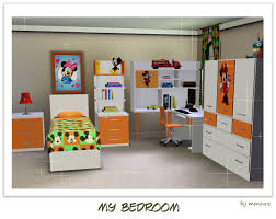 Mickey Mouse Bedroom Tsr Mensure