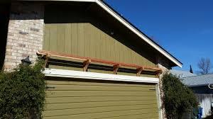 picture of garage door pergola picture of garage door pergola