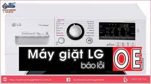 Máy Giặt LG Báo Lỗi OE - Khắc Phục Lỗi Bơm Xả - YouTube