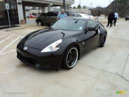 2009 Magnetic Black Nissan 370Z Coupe #60009556 | GTCarLot.com ...