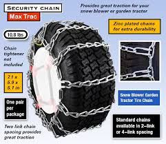 Security Chain Tire Chains Size Chart Winter 2019 20 Best Tire Chains For Snow Ice Buying Guide