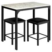 <b>3</b>-<b>piece Bar</b> Table Sets - Walmart.com